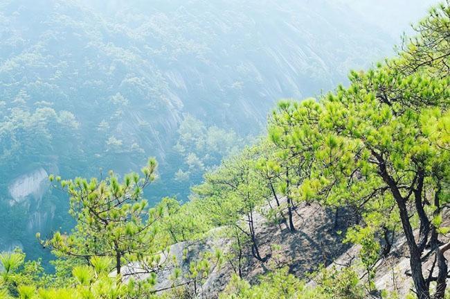 Cảnh quan trên đỉnh ngọn núi được ví như ''thiên đường đi bộ đường dài'' Ảnh 4