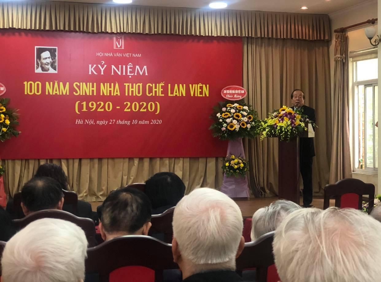 Nhà thơ Chế Lan Viên - Người góp phần đưa nền thơ dân tộc lên đỉnh cao Ảnh 1