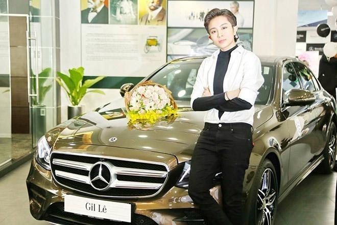 Bóc giá xế hộp Mercedes-Benz E300 AMG Gil Lê thường xuyên lái Ảnh 2