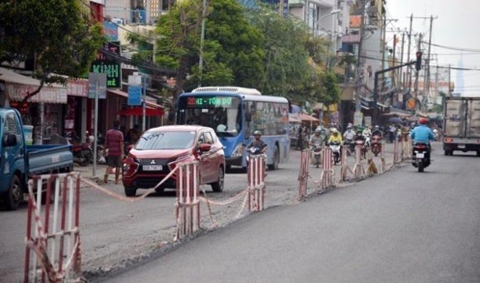 Trước Tết Nguyên đán 2021, đường Huỳnh Tấn Phát sẽ hết ngập Ảnh 2