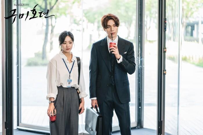 Đầu thai thành hồ ly, Lee Dong Wook vẫn nhớ thương Im Siwan: Jo Bo Ah, Kim Bum chịu khó ra chuồng gà nhé! Ảnh 8