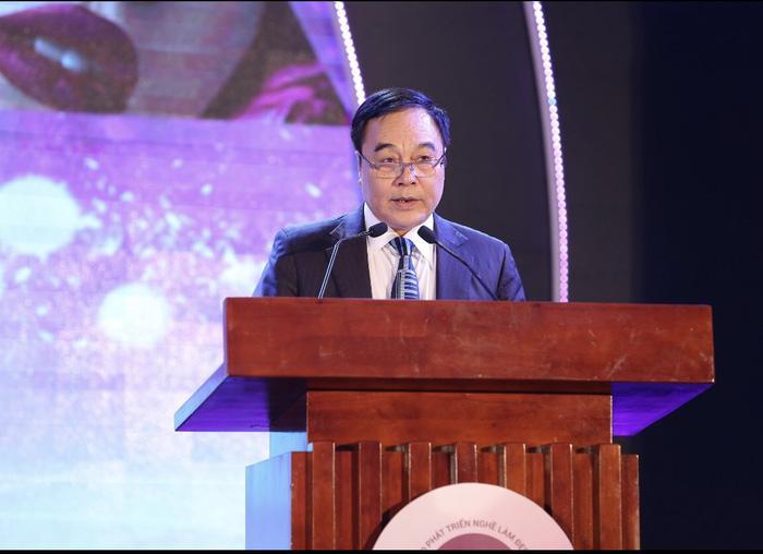 Trao giải và tôn vinh các điển hình xuất sắc trong ngành làm đẹp Việt Nam Ảnh 2