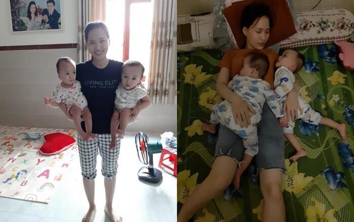 Mẹ bé Trúc Nhi - Diệu Nhi vỡ òa trong hạnh phúc khi hai con gọi tiếng 'mẹ' sau 16 tháng Ảnh 4