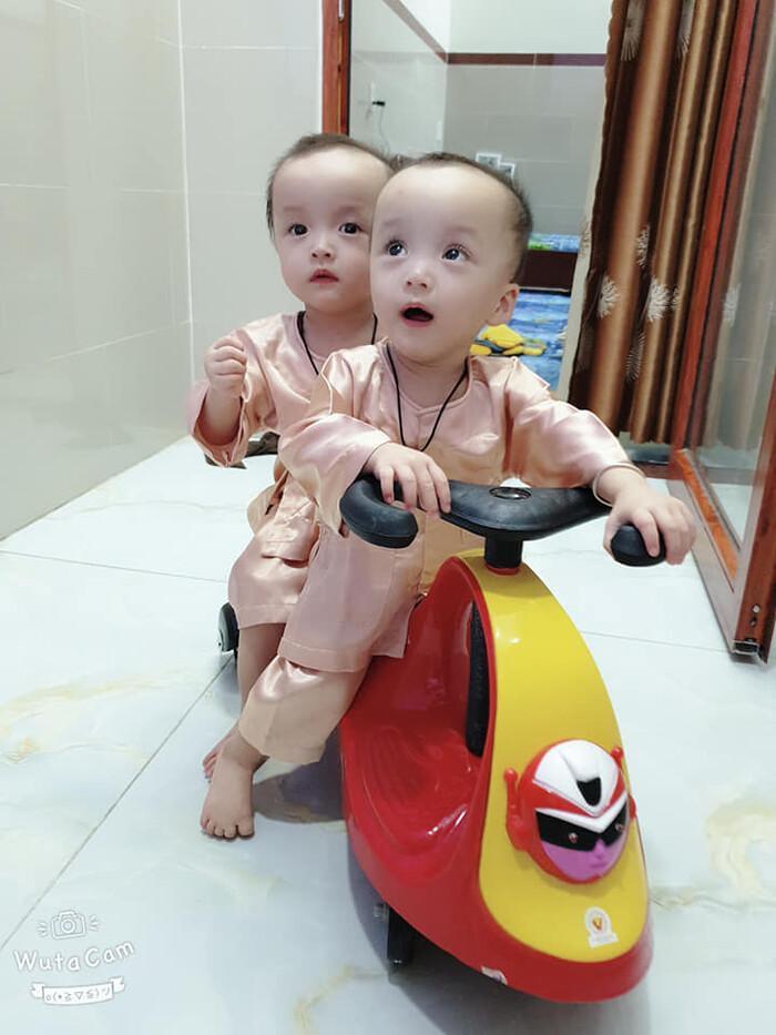 Mẹ bé Trúc Nhi - Diệu Nhi vỡ òa trong hạnh phúc khi hai con gọi tiếng 'mẹ' sau 16 tháng Ảnh 2