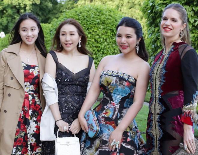4 nhóm bạn thân của các rich kid châu Á Ảnh 2