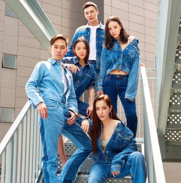 4 nhóm bạn thân của các rich kid châu Á Ảnh 5