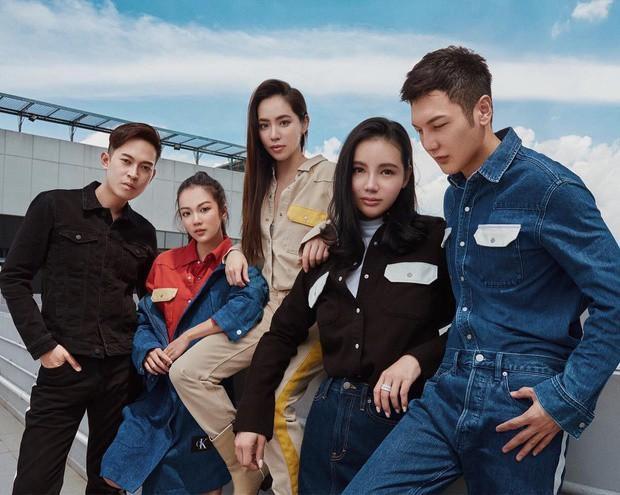 4 nhóm bạn thân của các rich kid châu Á Ảnh 4