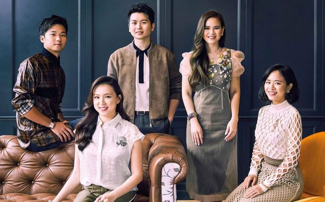 4 nhóm bạn thân của các rich kid châu Á Ảnh 6