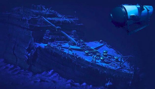 Chuẩn bị ra mắt tour du lịch thám hiểm xác tàu Titanic bằng tàu lặn đặc biệt Ảnh 4