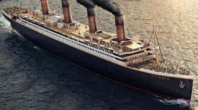 Chuẩn bị ra mắt tour du lịch thám hiểm xác tàu Titanic bằng tàu lặn đặc biệt Ảnh 1
