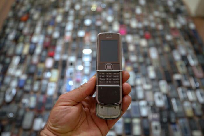 Người đàn ông dành 20 năm sưu tập hàng nghìn chiếc điện thoại cổ Ảnh 8