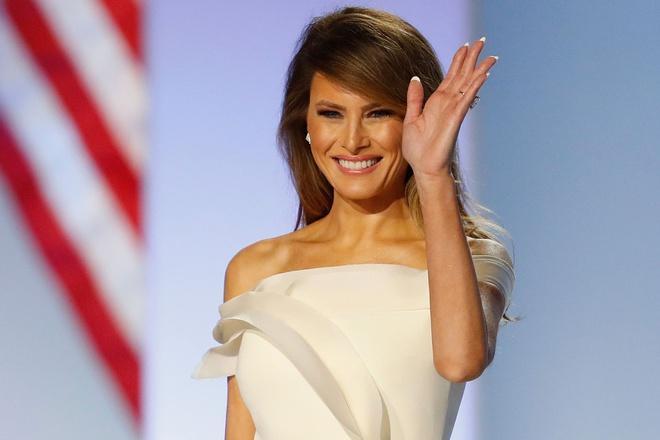 Bà Melania Trump được 'tôn sùng' ở quê nhà Slovenia Ảnh 2
