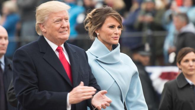 Bà Melania Trump được 'tôn sùng' ở quê nhà Slovenia Ảnh 7