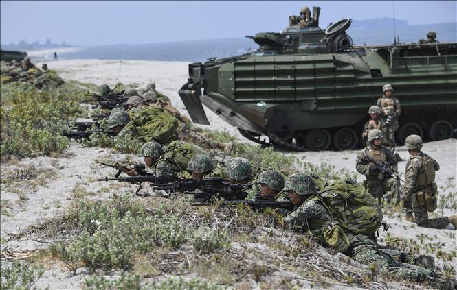 Philippines tiếp tục hoãn quyết định hủy Thỏa thuận Thăm viếng Quân sự với Mỹ Ảnh 1