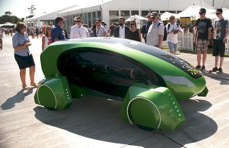 Robot giao hàng sử dụng trí tuệ nhân tạo Ảnh 1