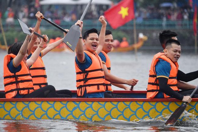 Giải Bơi chải thuyền rồng Hà Nội mở rộng năm 2020 Ảnh 2
