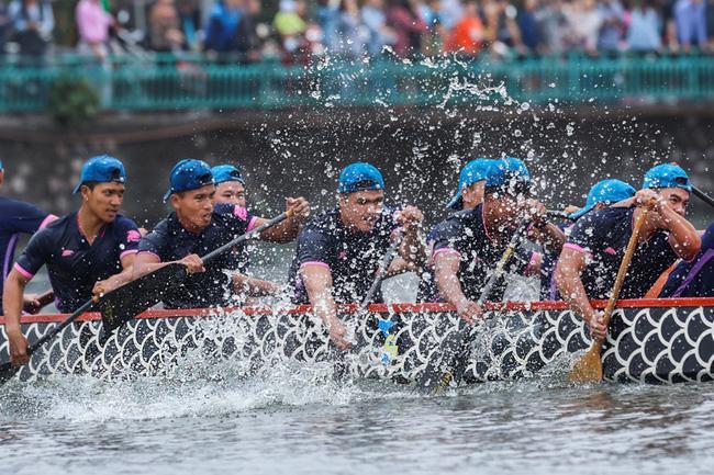 Giải Bơi chải thuyền rồng Hà Nội mở rộng năm 2020 Ảnh 3