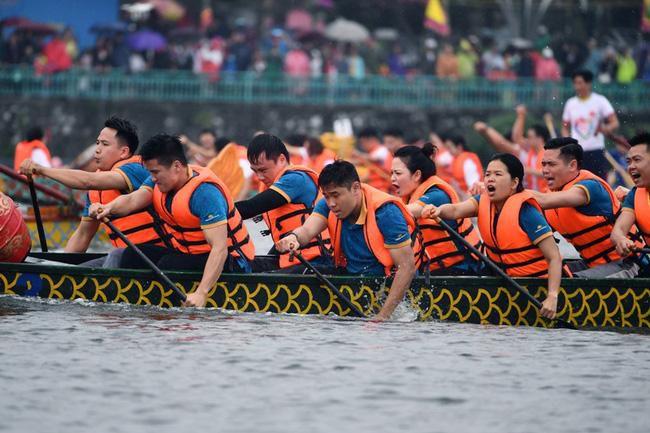 Giải Bơi chải thuyền rồng Hà Nội mở rộng năm 2020 Ảnh 4