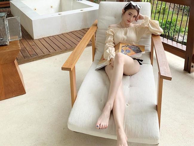 'Hot girl Lào' sang chảnh và xinh đẹp sau 4 năm nổi tiếng Ảnh 7