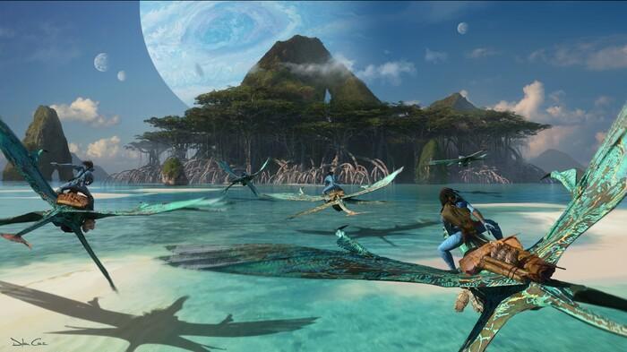 'Avatar 2': Không chỉ quay trở lại hành tinh Pandora mà còn khám phá thêm những vùng đất mới. Ảnh 6