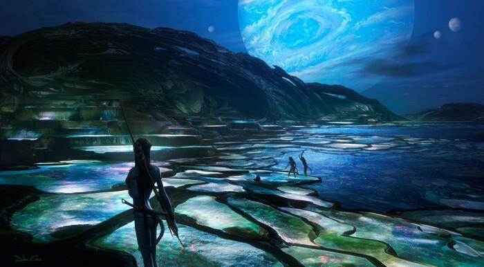 'Avatar 2': Không chỉ quay trở lại hành tinh Pandora mà còn khám phá thêm những vùng đất mới. Ảnh 8