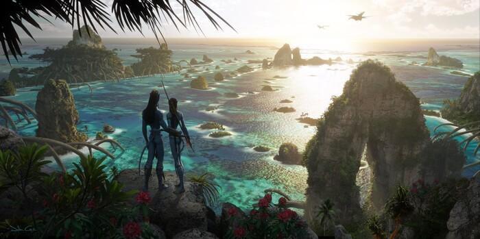 'Avatar 2': Không chỉ quay trở lại hành tinh Pandora mà còn khám phá thêm những vùng đất mới. Ảnh 1