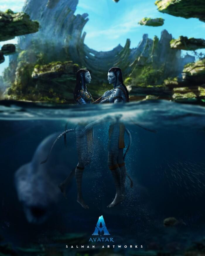 'Avatar 2': Không chỉ quay trở lại hành tinh Pandora mà còn khám phá thêm những vùng đất mới. Ảnh 11