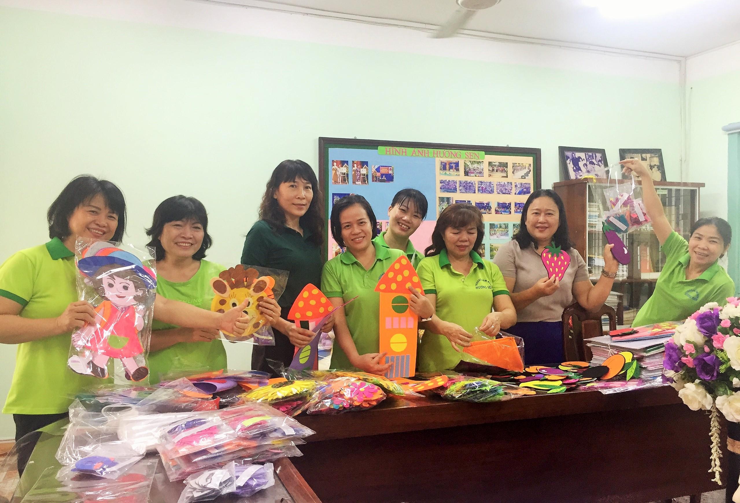 Ngành học mầm non tỉnh Khánh Hòa hỗ trợ các cơ sở giáo dục mầm non miền Trung bị bão lụt Ảnh 2