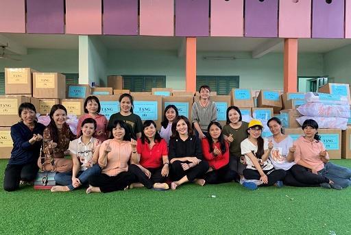Ngành học mầm non tỉnh Khánh Hòa hỗ trợ các cơ sở giáo dục mầm non miền Trung bị bão lụt Ảnh 7