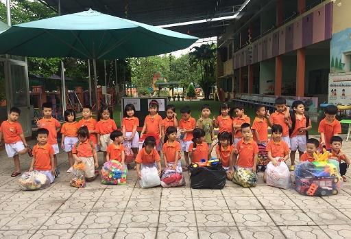Ngành học mầm non tỉnh Khánh Hòa hỗ trợ các cơ sở giáo dục mầm non miền Trung bị bão lụt Ảnh 5