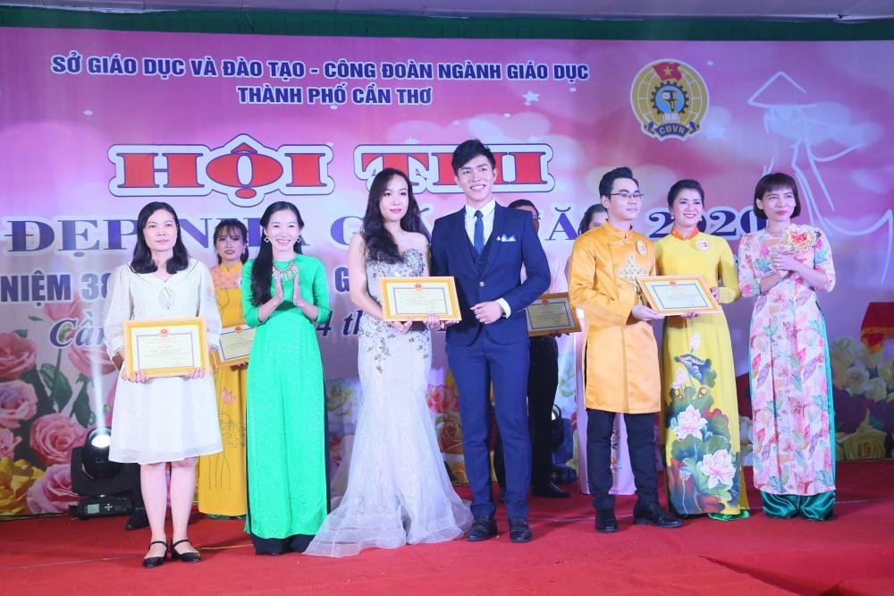 TP. Cần Thơ tổ chức thành công Hội thi 'Nét đẹp nhà giáo' lần thứ I Ảnh 4