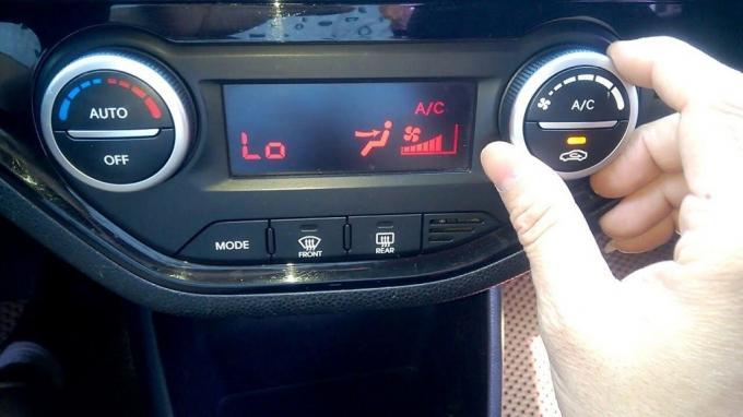 Những trường hợp nào nên tắt điều hòa ô tô Ảnh 1