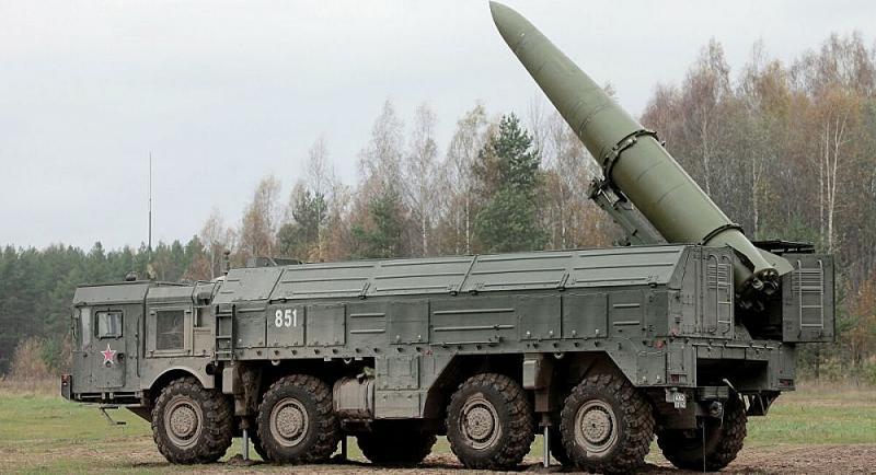 Nga tự tin với sức mạnh của tổ hợp tên lửa Iskander-M Ảnh 1