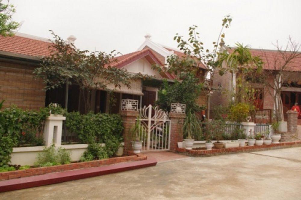 Lại Một Sieu Dự An Trai Phep Tại Ba Vi Mang Ten Zen Resort điền Vien
