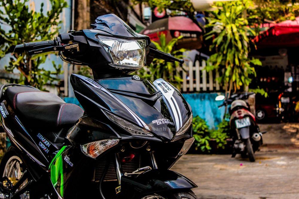 Exciter 150 Lột Xác Thành Exciter Movistar Cực Ngầu Báo