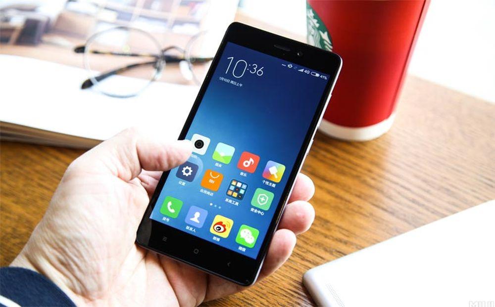 Xiaomi Redmi 3 xách tay: Redmi 3 sở hữu RAM 2 GB, chip Snapdragon 616, bộ  đôi camera 13MP và 5MP và pin lên đến 4.100 mAh. Sản phẩm có thiết kế kim  loại ...