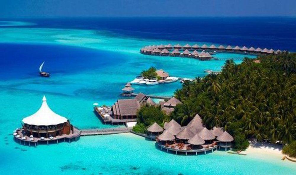 Kết quả hình ảnh cho ảnh đẹp maldives