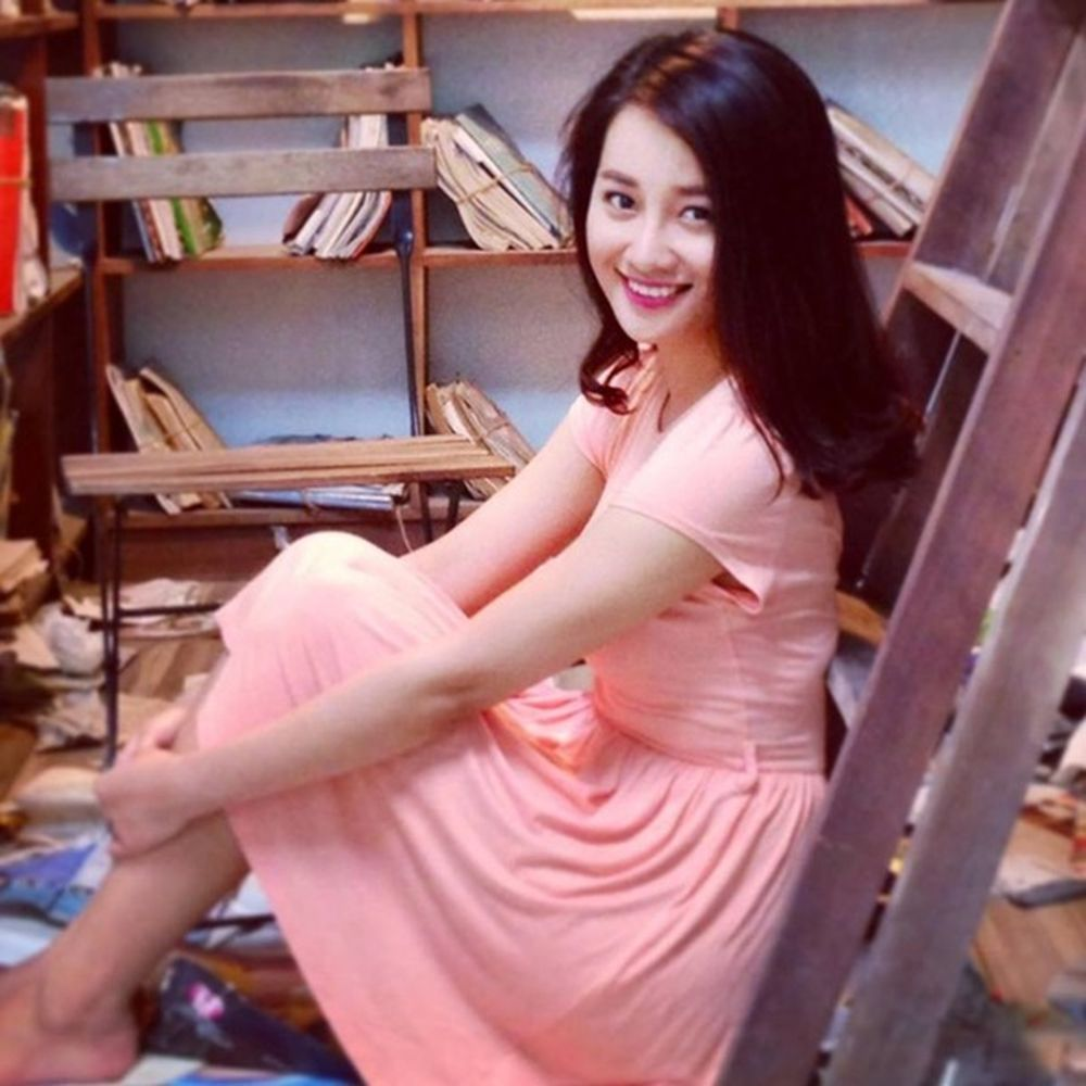 Quỳnh Chi sở hữu gương mặt như hotgirl