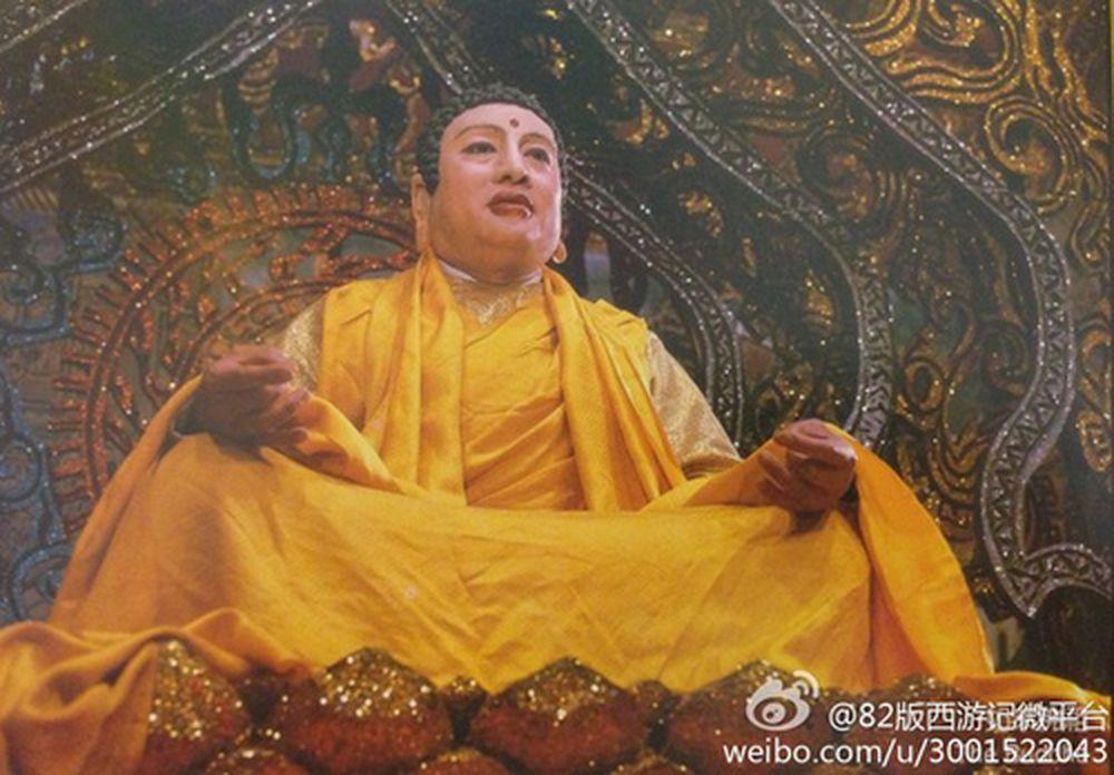 Hình Tượng Như Lai Phật Tổ Trong Bộ Phim Tây Du Ký Phiên Bản 1986