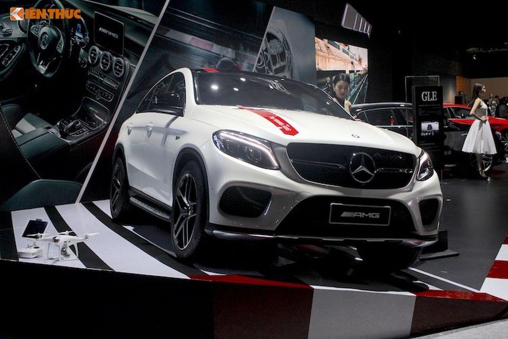Kết quả hình ảnh cho Bảng giá Mercedes AMG GLE 43 có gì đổi mới trong năm 2019