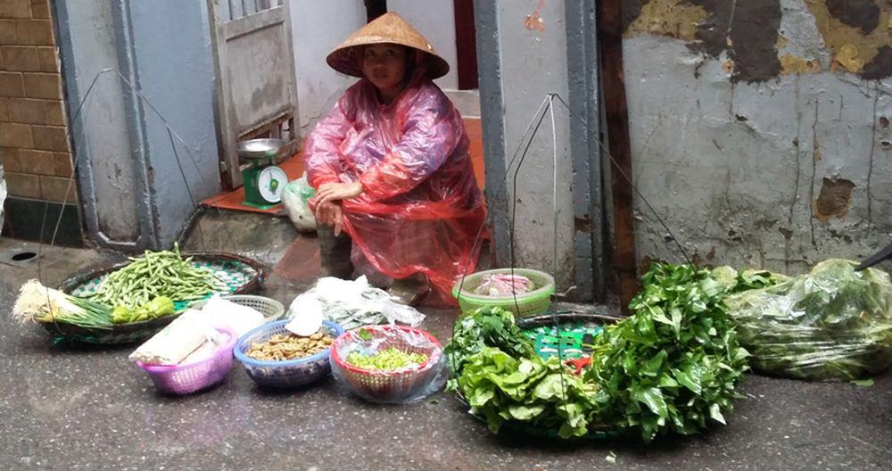 Rau xanh tăng giá mạnh - Báo Phụ Nữ Việt Nam
