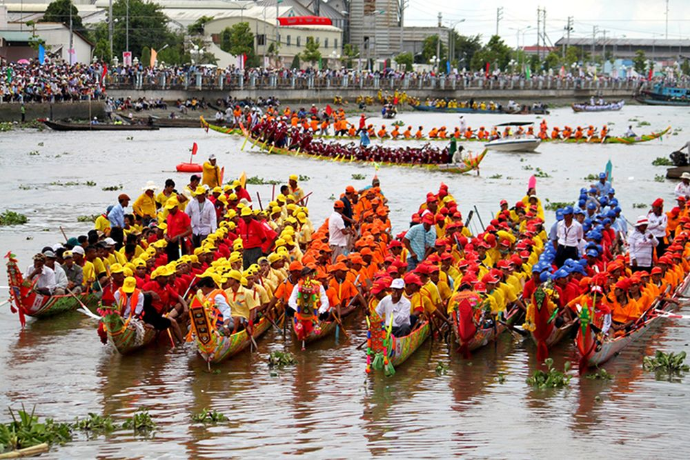 Lễ Hội Oóc Om Bóc - Đua Ghe Ngo Tại Sóc Trăng Năm Nay Hứa Hẹn Nhiều Hấp  Dẫn. Ảnh: Internet
