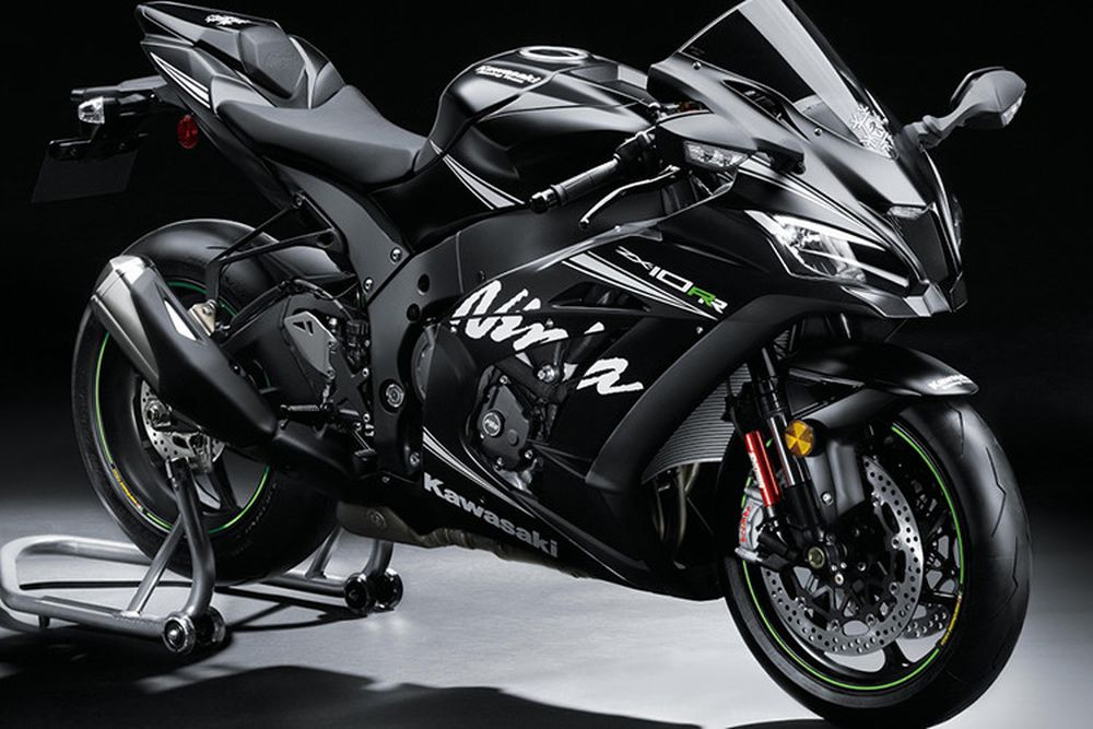 Siêu Môtô Kawasaki Zx 10rr 2018 Giá 760 Triệu đồng Báo