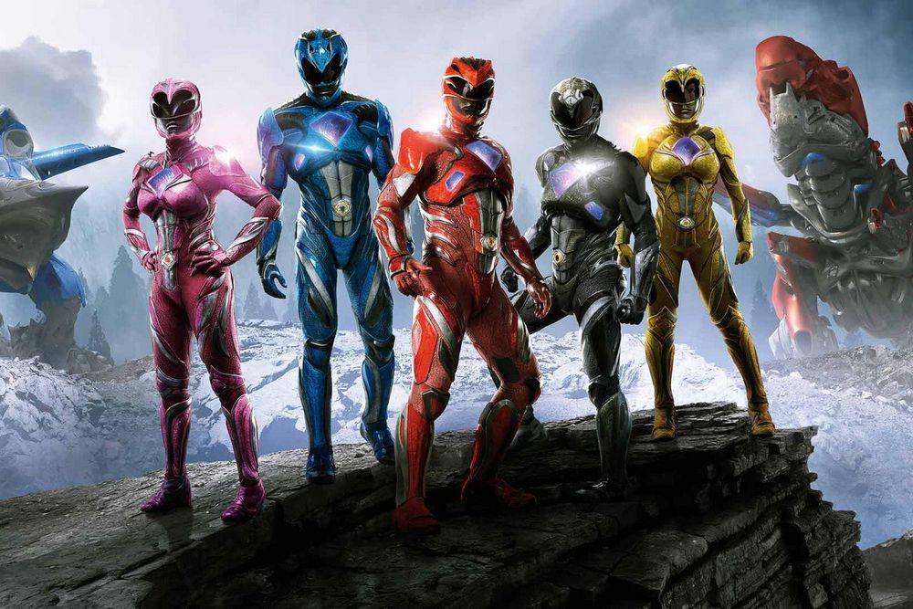 Cơ hội dành cho Power Rangers 2 lúc này là rất thấp. Ảnh: Lionsgate.
