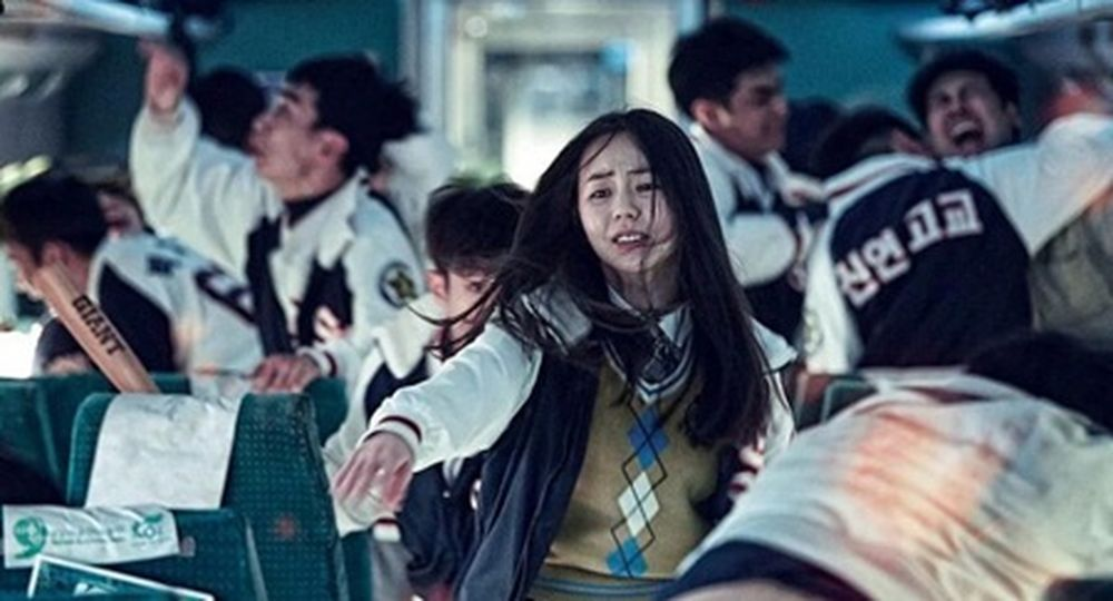 Trên chuyến tàu từ Seoul tới Busan bình thường như mọi ngày, thảm kịch đã  xảy ra khi một hành khách nữ có những triệu chứng kì dị, cô ta nổi điên ...
