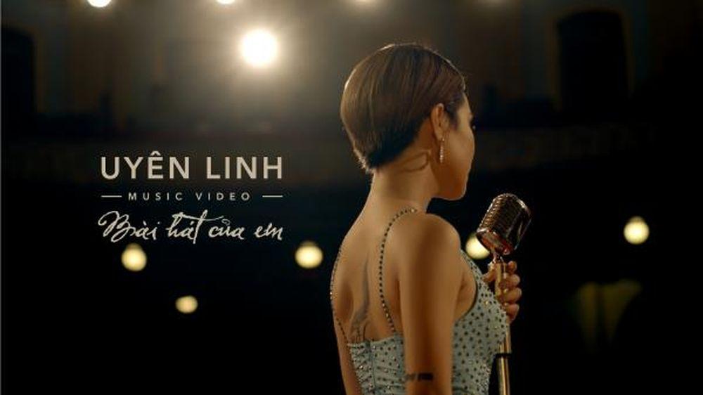 Ca khúc là sáng tác của một nhạc sĩ với biệt danh Nhạc của Trang và nằm  trong album sắp phát hành của Uyên Linh có tên Portrait.