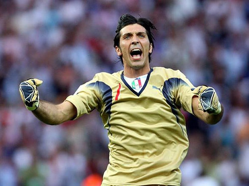 Image result for buffon italia 2006