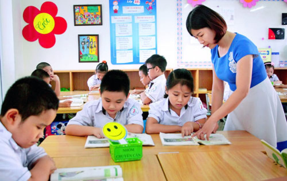 kết nối giữa học sinh và giáo viên