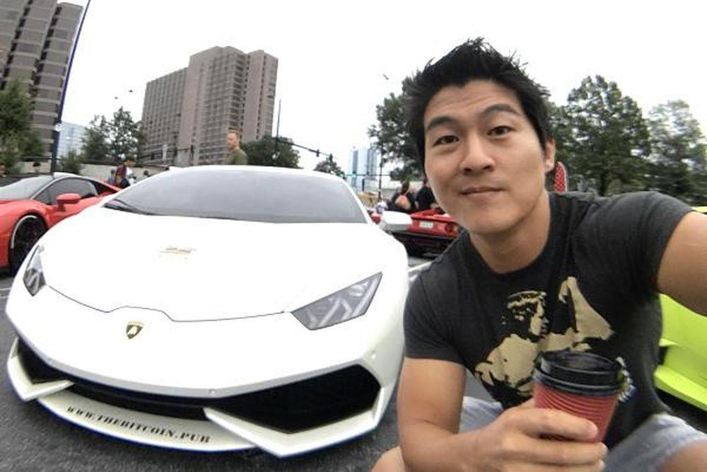 Triệu phú tậu Lamborghini với giá 115 USD nhờ bitcoin