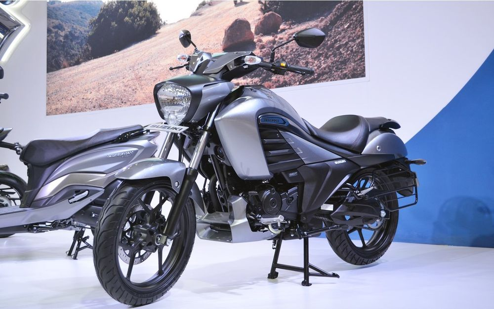 Suzuki Intruder 150 FI giá 1 600 USD tại Ấn Độ - Báo Tri Thức Trực Tuyến